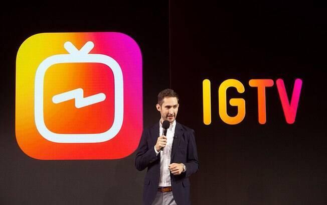 IGTV do Instagram deve ser lançado globalmente nas próximas semanas tanto na versão Android quanto iOS