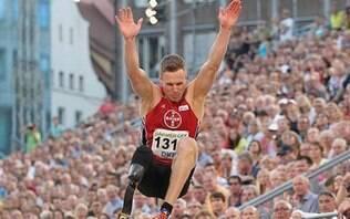 Estudo 'inconclusivo' aproxima astro paralímpico da Olimpíada