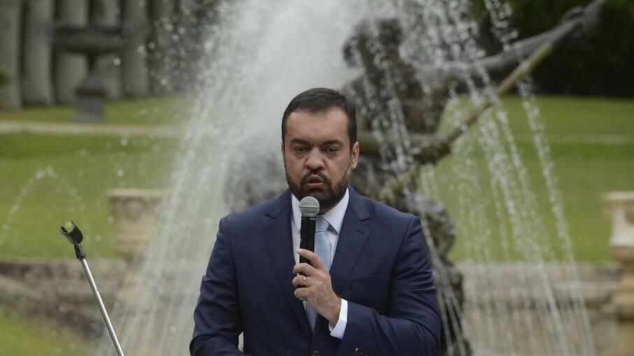 Governador do Rio de Janeiro Cláudio Castro