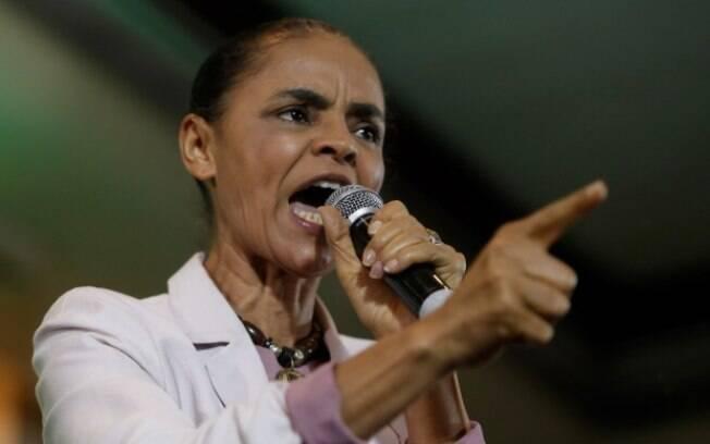 A candidata à Presidência da República pelo PSB, Marina Silva, transformou o casamento gay na questão mais polêmica de sua candidatura