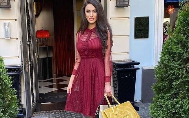 Anna Ambartsumyan foi encontrada morta em quarto de hotel cinco estrelas