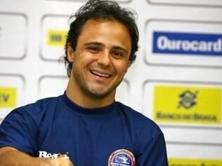 Felipe Massa festeja evolução no segundo treino do dia