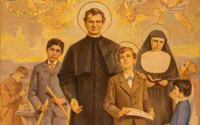 São João Bosco: Conheça a história do Santo Mestre