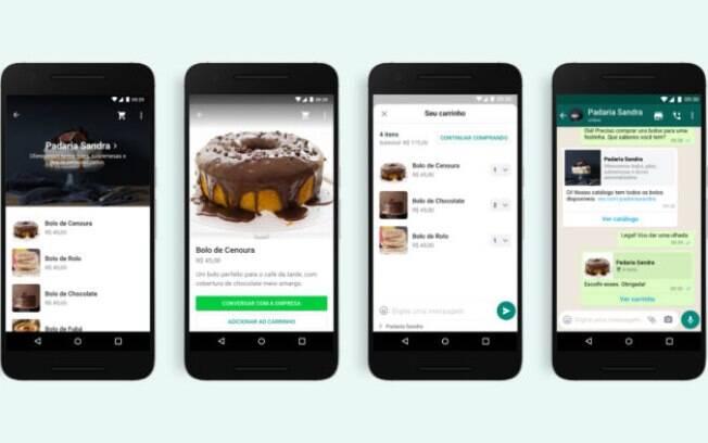WhatsApp lançou carrinho de compras no aplicativo para facilitar vendas