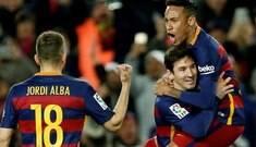 Barcelona vence o Betis e mantém liderança no Espanhol