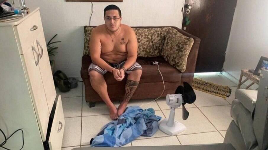João Filipe Barbieri é capturado pelas autoridades do RJ