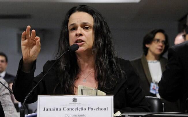 Janaina Paschoal (PSL), deputada estadual eleita com mais de 2 milhões de votos, se declarou candidata à presidente da Assembleia Legislativa do Estado de São Paulo (Alesp)