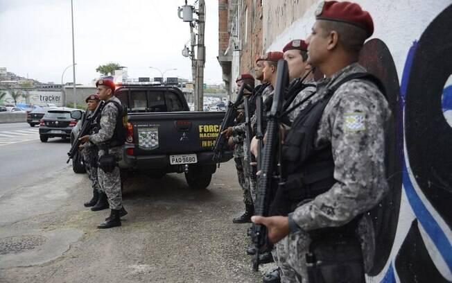 União enviou 200 agentes da Força Nacional para Roraima e Amazonas; agentes farão segurança fora dos presídios