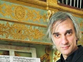 Bruno Forst tocará pela primeira vez na Catedral da Sé, em Mariana