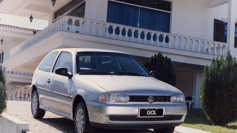 VW Gol foi o modelo mais vendido do Brasil em 1997; 23 anos depois, repetimos os mesmos números de vendas
