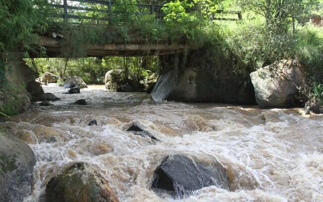 A região de Socorro, no interior de São Paulo é ideal para quem quer curtir a natureza e aproveitar cachoeiras
