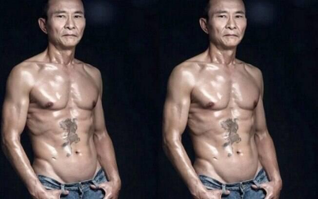Vovô chinês faz sucesso nas redes sociais
