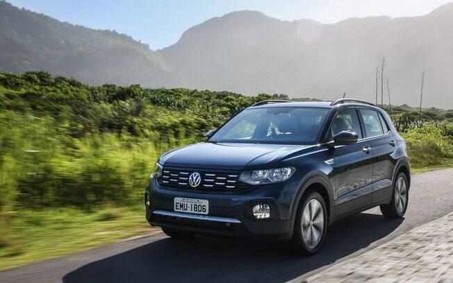 VW T-Cross Comfortline passa a contar com mais equipamentos na primeira reformulação da linha