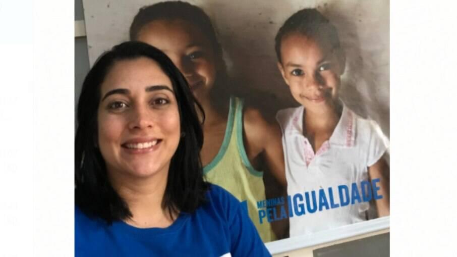 Nicole Campos é gerente técnica de programas da Plan International Brasil