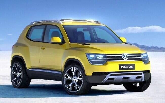 Volkswagen Taigun: SUV menor que o T-Cross chegou ter projeto engavetado, mas agora pode voltar à tona no Brasil