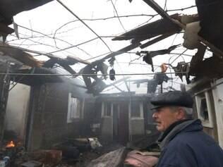 Região sofre com confrontos entre separatistas pró- Rússia e exército ucraniano