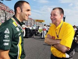 Cyril Abiteboul informou que a Renault já está aprimorando os motores para 2015