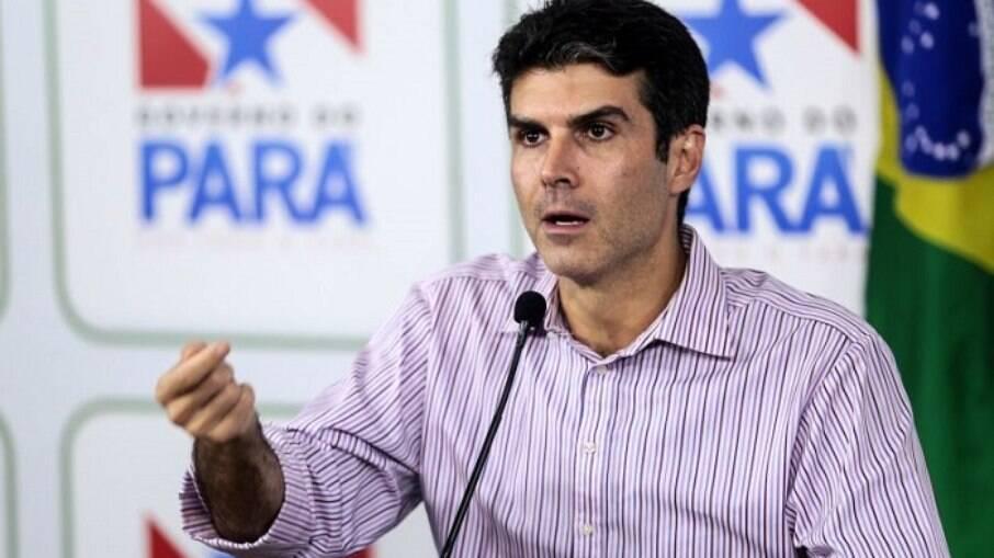 Helder Barbalho, governador do Pará