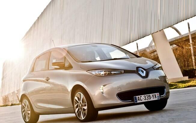 Renault Zoe: apenas uma unidade foi trazida ao Brasil em 2015, como parte de um experimento