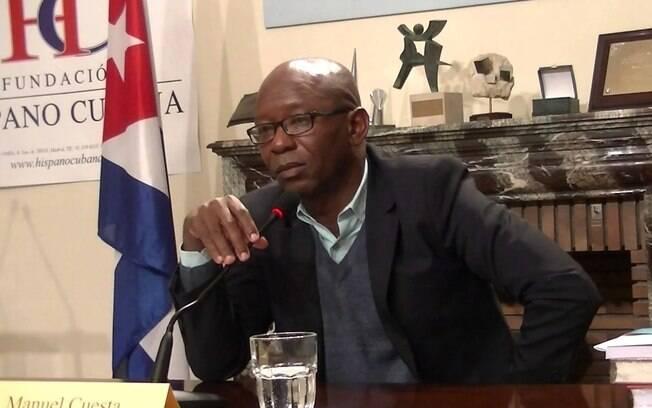 'Queremos aproveitar este momento especial de Cuba', diz líder dissidente Manuel Cuesta Morúa