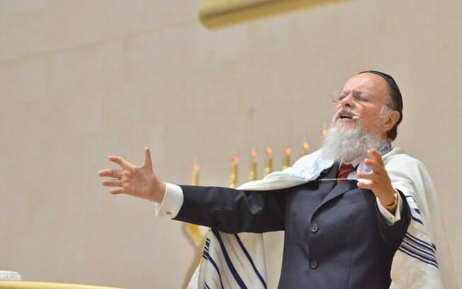 Líder da Igreja Universal do Reino de Deus, o bispo Edir Macedo.