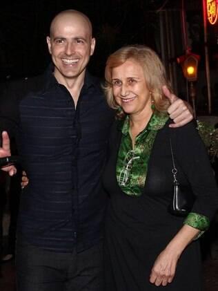 Reynaldo e a mãe, Heloísa