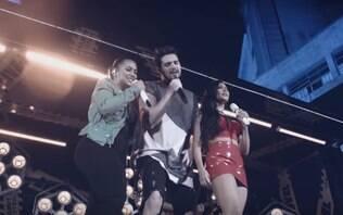Assista ao novo clipe de Luan Santana em parceria com Simone e Simaria