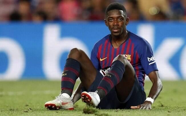 Ousmane Dembele se transferiu há 01 ano para o Barcelona e ainda rende gastos