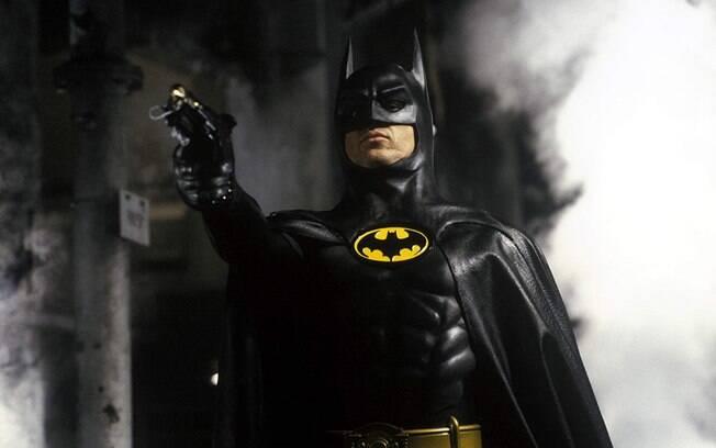 Cultura pop! O primeiro filme do super-herói Batman foi dirigido por Tim Burton