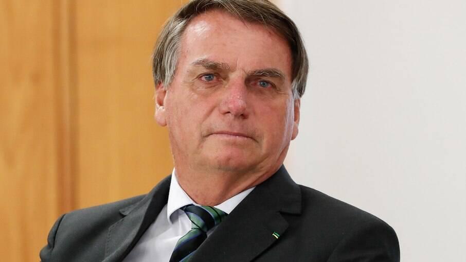 Bolsonaro comemorou manifestações contra medidas de governadores