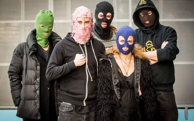 Banda russa Pussy Riot