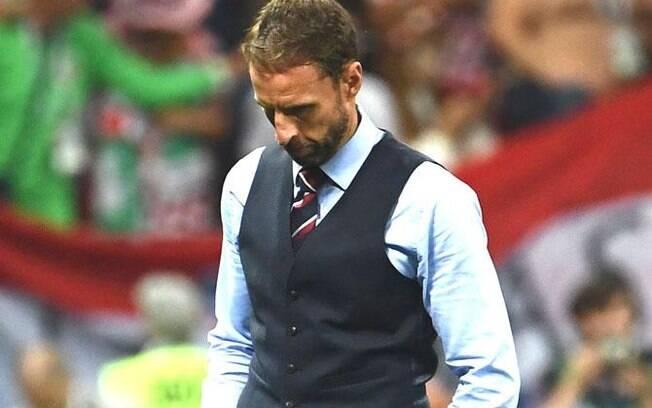 Gareth Southgate%2C técnico da Inglaterra