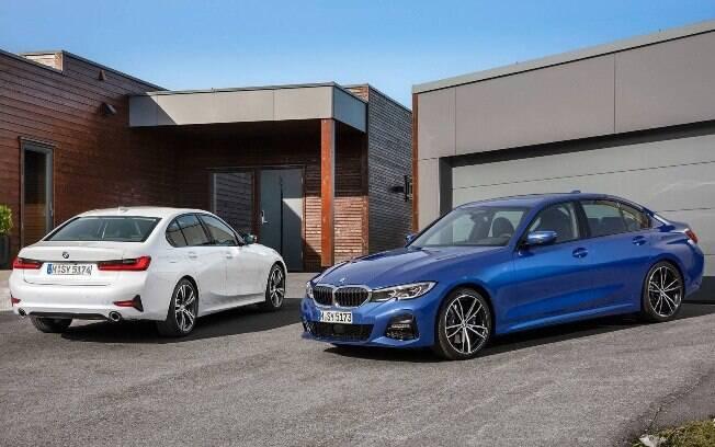 Salto entre a antiga geração e o novo BMW Série 3 deve ser o maior atrativo para os fãs da marca