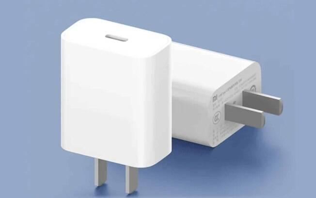 Carregador da Xiaomi compatível com iPhone 12