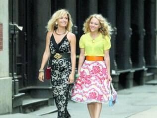 Samantha e Carrie começam forte amizade na segunda temporada