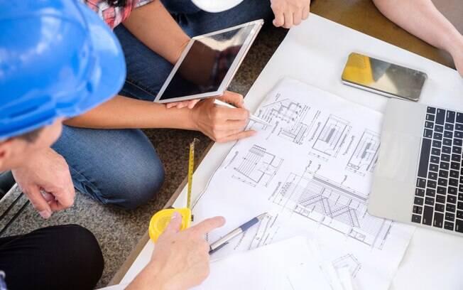 Arquitetura e Urbanismo é um dos cursos superiores mais buscados no Brasil