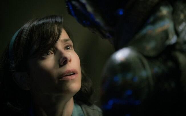 Guillermo del Toro explica sobre importância da cena de  masturbação da personagem Elisa (Sally Hawkins)  em