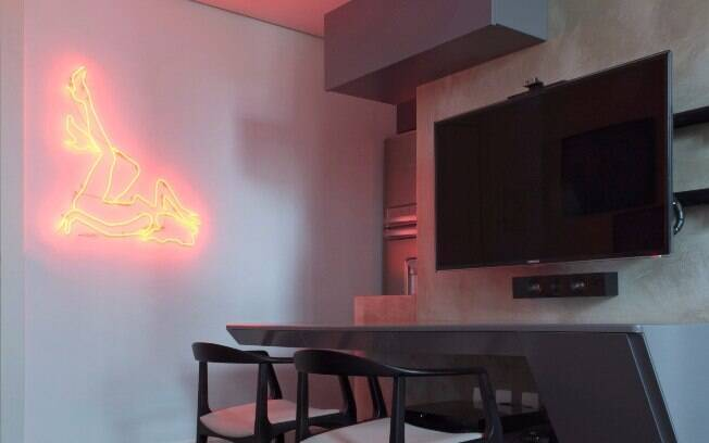 Blog olho como decorar apartamentos pequenos for Sala de 9 metros quadrados