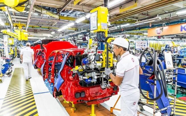 Produção de veículos no Brasil supera os 2 milhões de veículos no acumulado dos oito primeiros meses de 2019