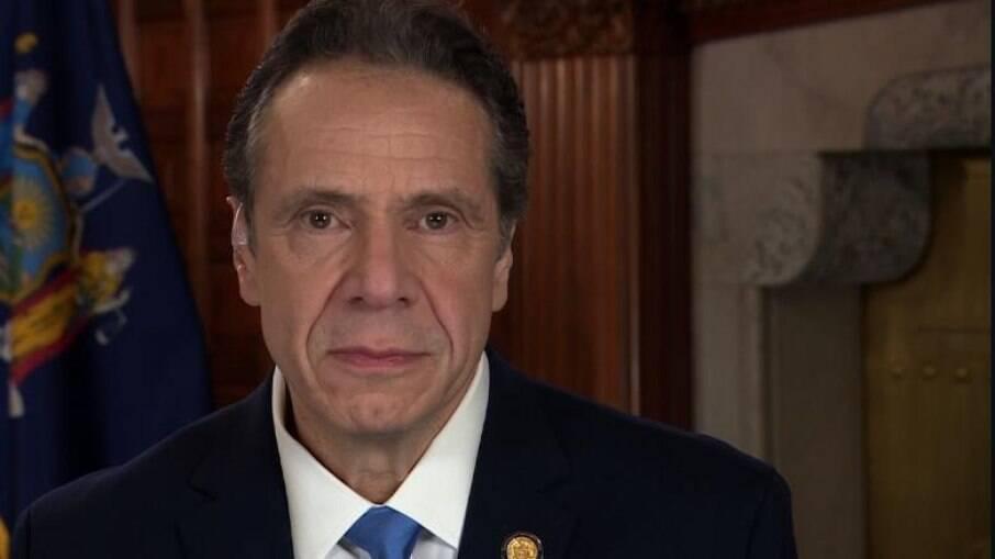 Governador de Nova York Andrew Cuomo