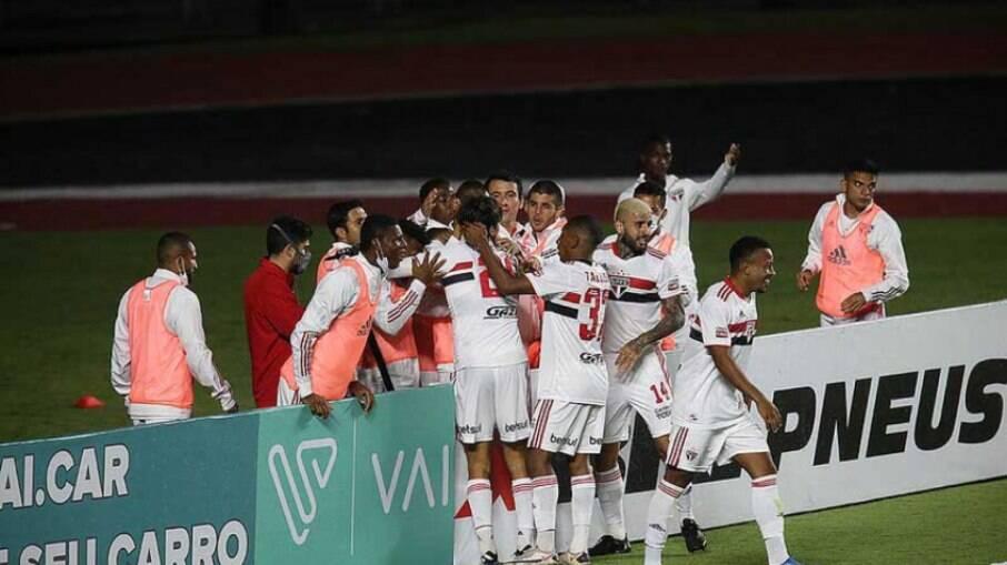São Paulo estreia na Libertadores contra o Sporting Cristal