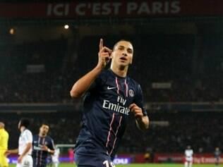 PSG, de Ibrahimovic, não disputará jogos entre os dias 29 de novembro e 2 de dezembro