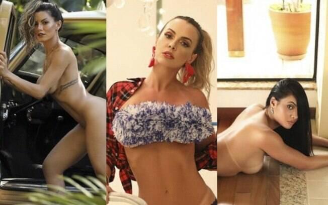 Shirlei Soares, Gizelle Maritan e Adrielly Silva também já foram musas da Diamond Brazil