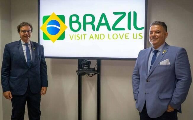 Embratur alterou marca brasileira no exterior, adotando Brazil com Z