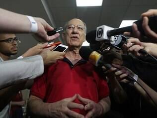 Ruy Falcão, presidente nacional do PT