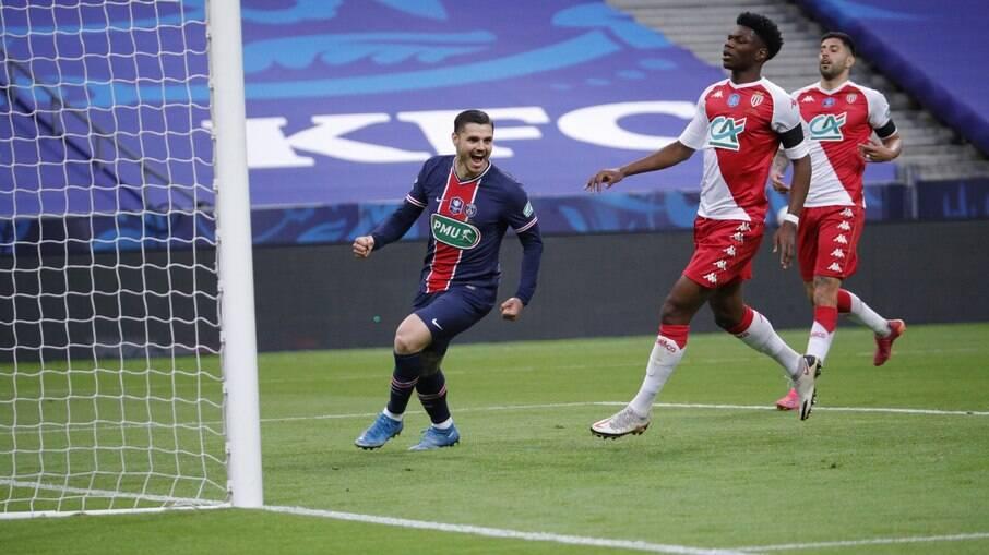 PSG venceu o Monaco com gol de Icardi
