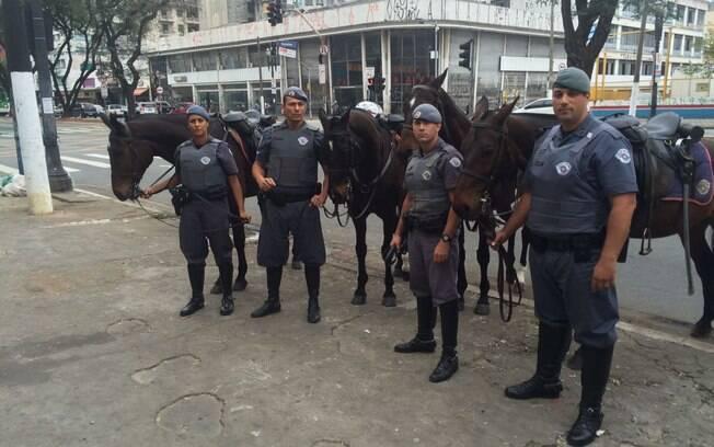 Patrulha do Sargento Campos mostrou que com a Cavalaria da PM não tem o famoso 'jeitinho brasileiro'