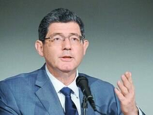 Ministro da Fazenda, Joaquim Levy, comanda o corte de gastos
