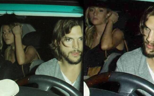 Ashton Kutcher e Sara Leal, seu possível affair