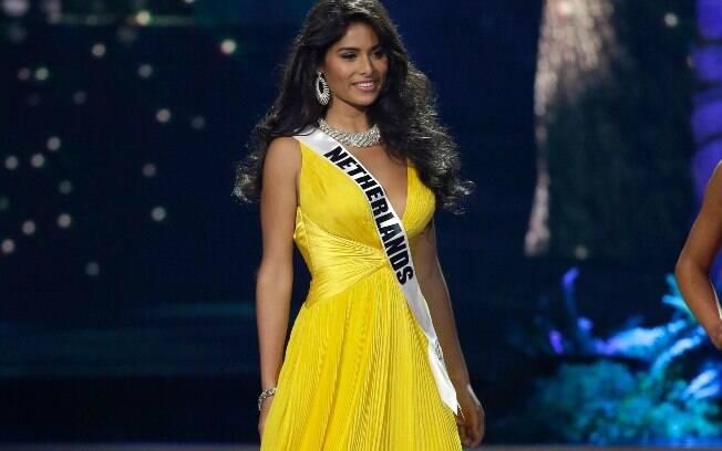 Miss Holanda. Foto: AP